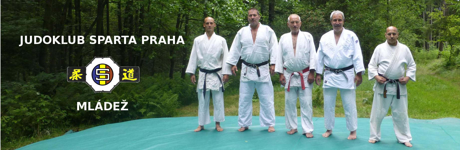 Judoklub Sparta Praha – mládež